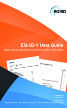 User guide EQ-5D-Y